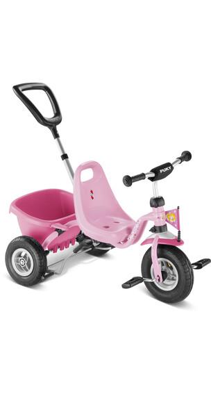 Puky CAT 1 L - Tricycle Enfant - rose